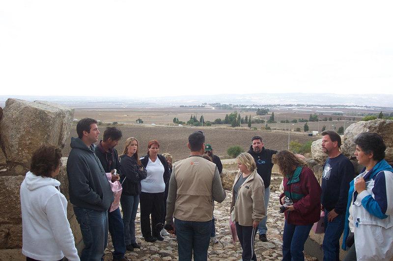 Mt Megiddo