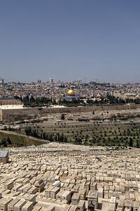 Aussicht vom Mount Olive