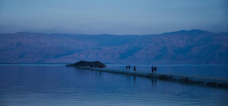 Dead Sea Evening 001