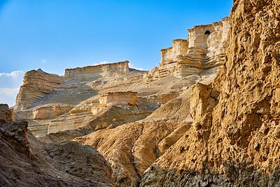 Dead Sea Jeep Ride