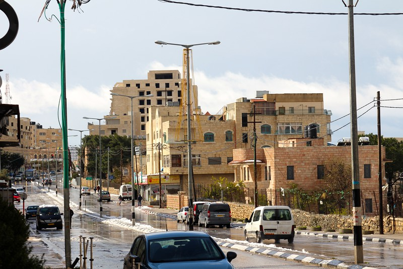 Bethlehem, along the Hebron Road