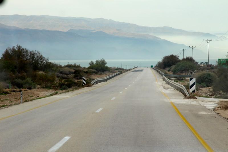 The Dead Sea!