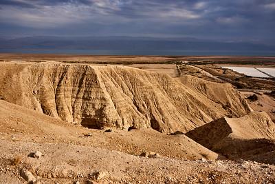Qumran and Ein Gede