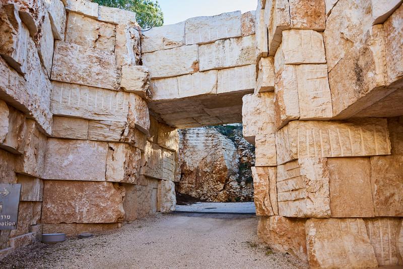 Yad Vashem Service 001