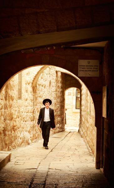 Street Scene, Jerusalem
