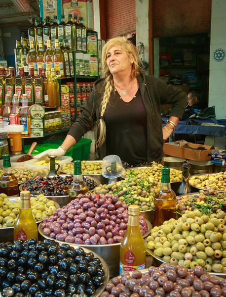 Tel Aviv Market
