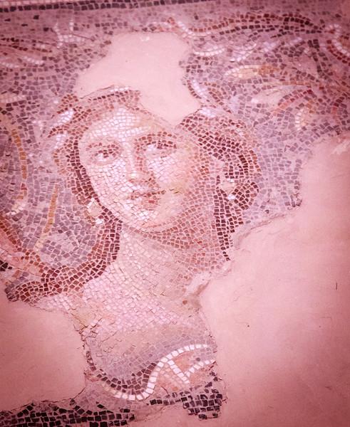 Mona Lisa of the Galilee,Zippori