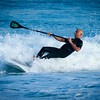 Paddle Surfing, Tel Aviv