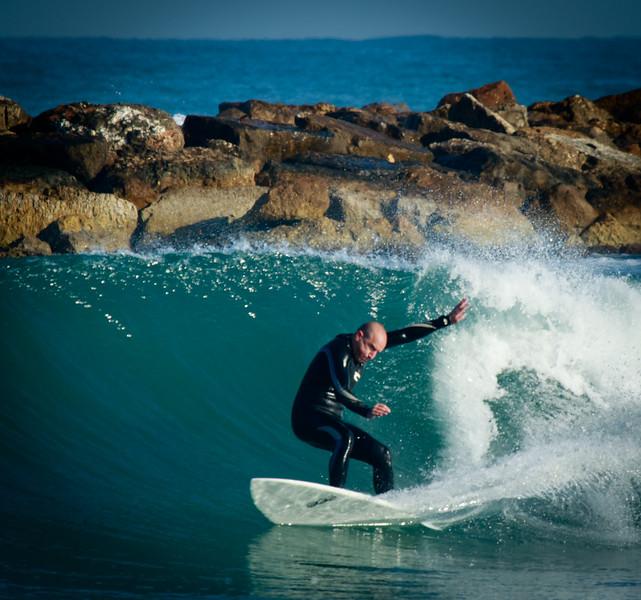 Surfer, Tel Aviv