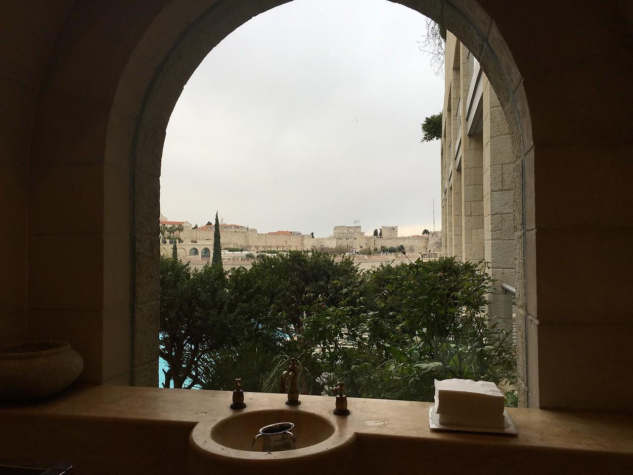 david-citadel-jerusalem-breakfast-buffet