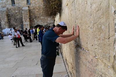 Western Wall Daytime