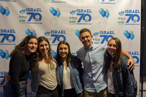 Israel @ 70 Celebration