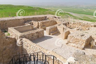 Israelite Temple at Tel Arad