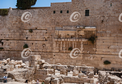 Robinson's Arch of the Western Wall