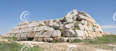Hasmonean Fortress near Susya