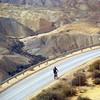 Biking in the Negev Desert