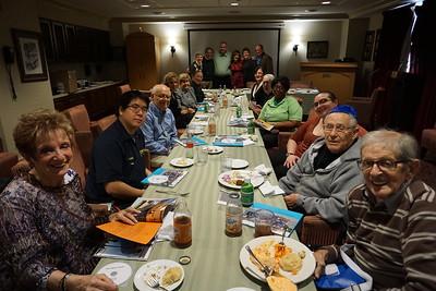 Israel Mission Reunion