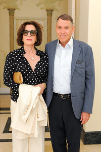 American Friends of Israel Philharmonic Orchestra Arrivals