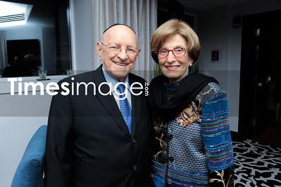 Rabbi Solomon Schiff and Sherley Schiff