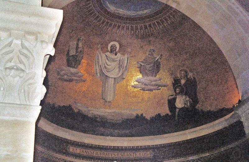 transfiguration Mural