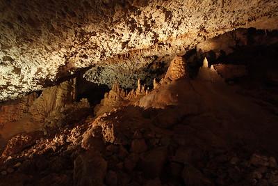 Avshalom Cave - The Stalactite Cave