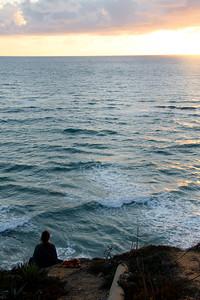 Sunset at Nof Yam