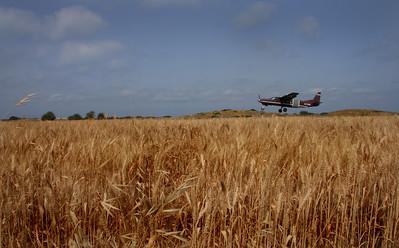 Field Takeoff