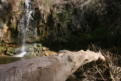 El Al River - Black Waterfall 2