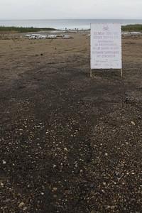 Dry Kinneret Beach