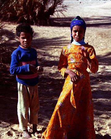 Israel and Sinai 1984