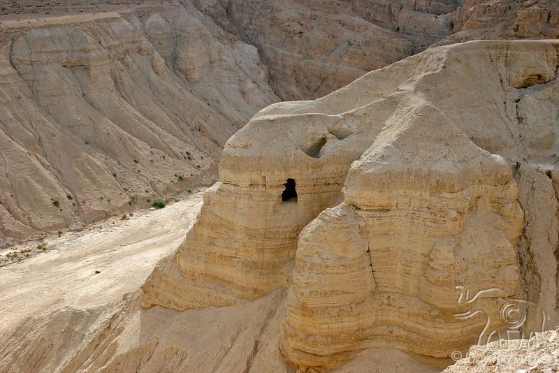 Quamran Cave & Scenery