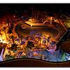 Hotel Leonardo, swimming pool, night light