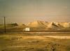 Pipeline, Highway 90, Negev Desert, Israel