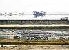 Trucks, Hauling Minerals, Dead Sea, Israel