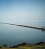 Long Pier, Highway 90, Dead Sea, Israel