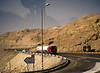 Junction, I, Highway 90, Dead Sea, Israel