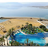 Hotel Leonardo, swimming pool and Dead Sea's beach