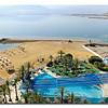 Hotel Leonardo, swimming pool and Dead Sea's beach