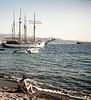 Sailing Ship, Harbor, Eilat, Israel