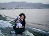 Baby, Beach, Eilat, Israel
