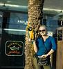 Parrot, Promenade, Eilat, Israel