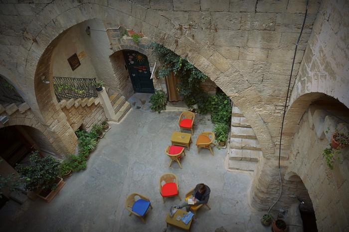 Fauzi Azar Inn in Nazareth, Israel.