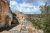 Fortress Montfort. Trip to Fortress Montfort, Israel