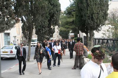 Holon Adloyada Purim 2011