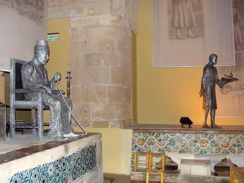 Turkish Bath Scene
