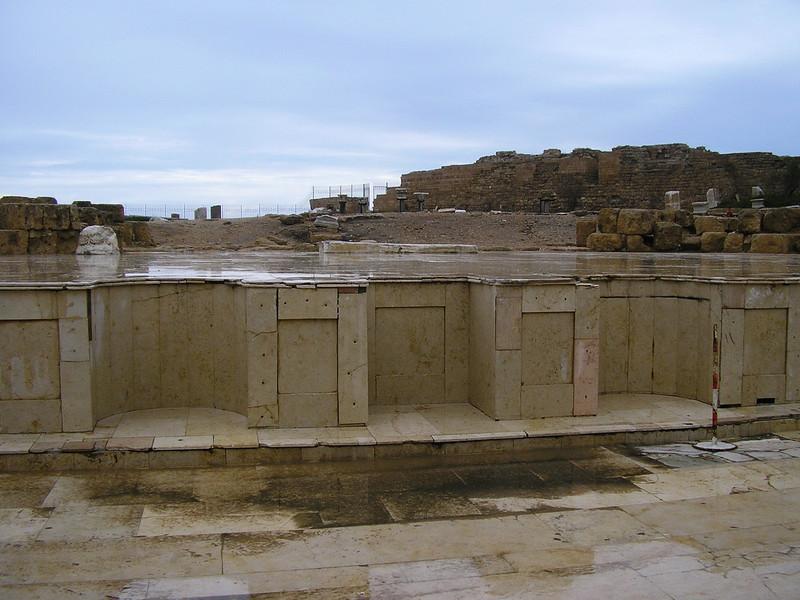 Roman Theater Stage
