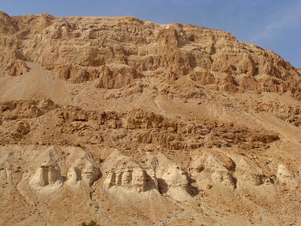 Judean Desert and Mountains