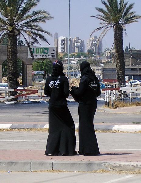 Bedouin Souk<br /> Be'er Sheva, Israel