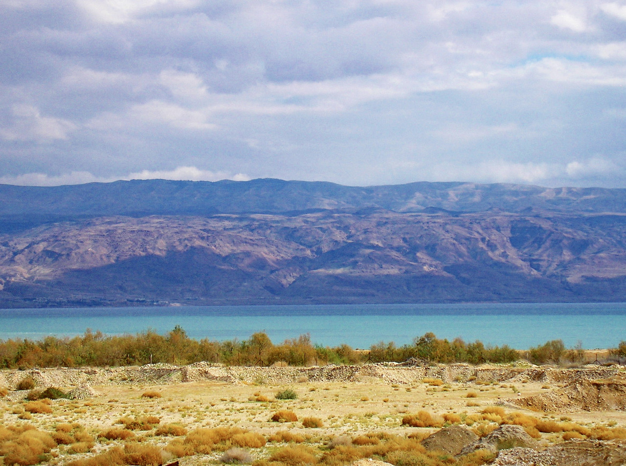 Dead Sea View of Jordan