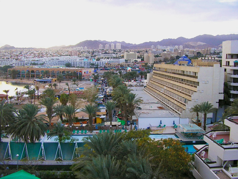 Eilat Tourist Area